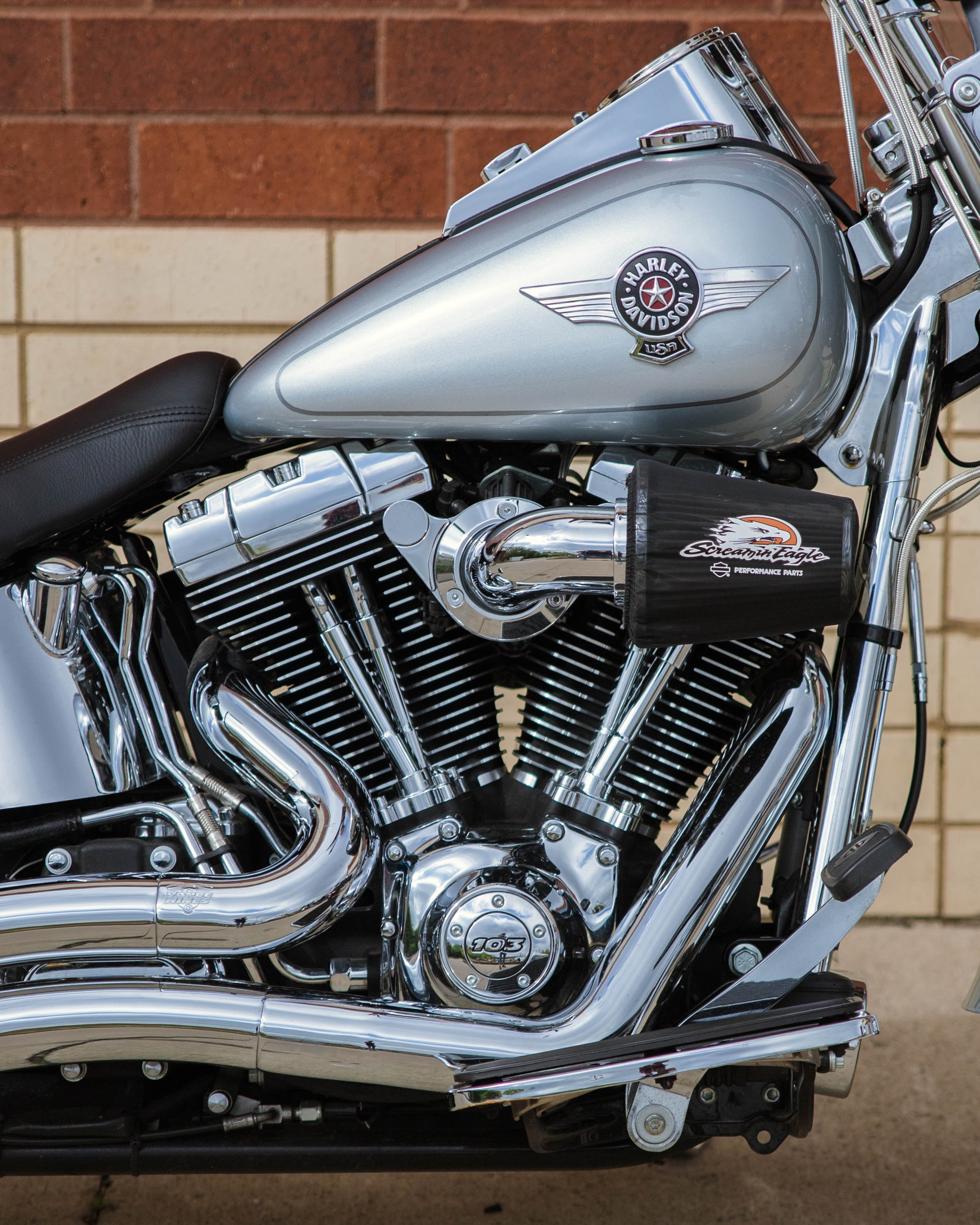 Pre-Owned 2014 Harley-Davidson Fat Boy