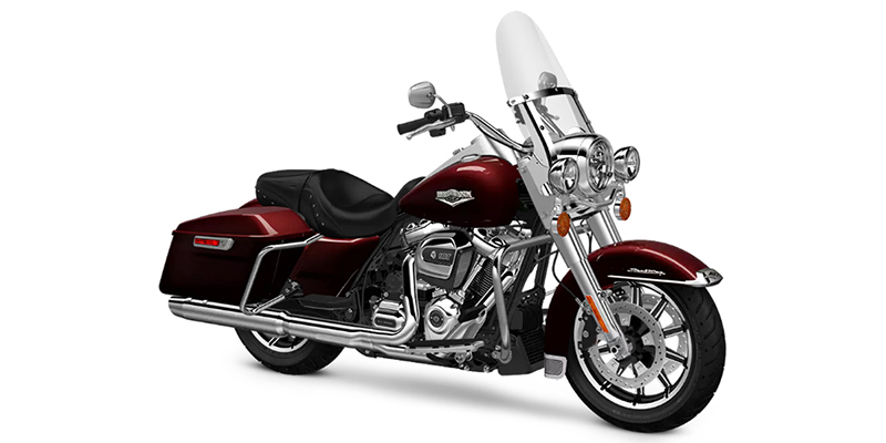 Pre-Owned 2018 Harley-Davidson Road King