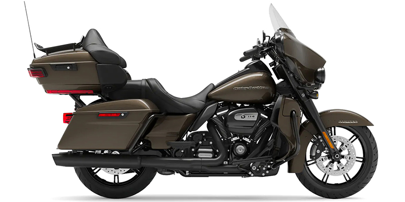 New 2020 Harley-Davidson Ultra Limited