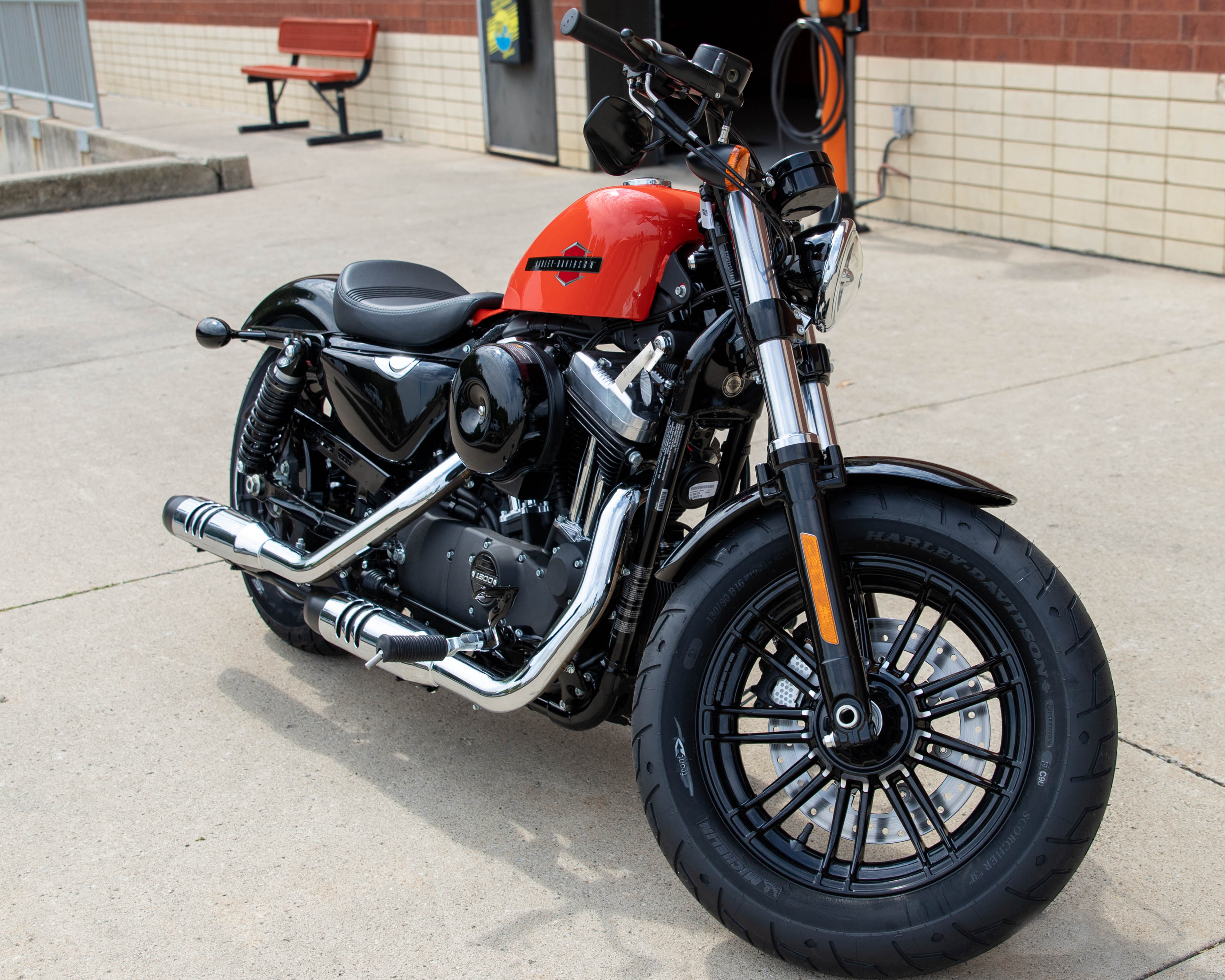 New 2020 Harley-Davidson Forty-Eight
