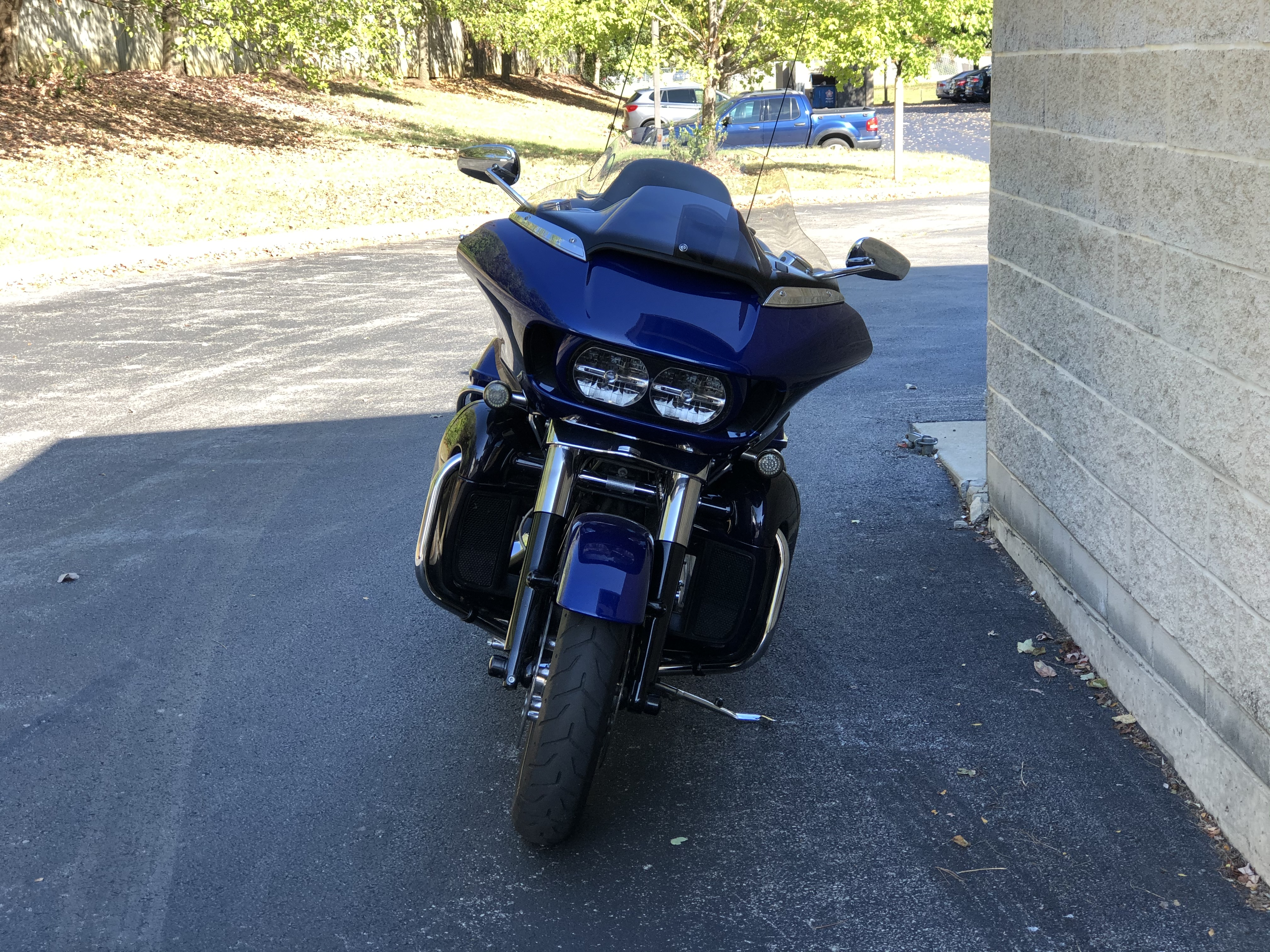 Pre-Owned 2015 Harley-Davidson CVO Road Glide Ultra