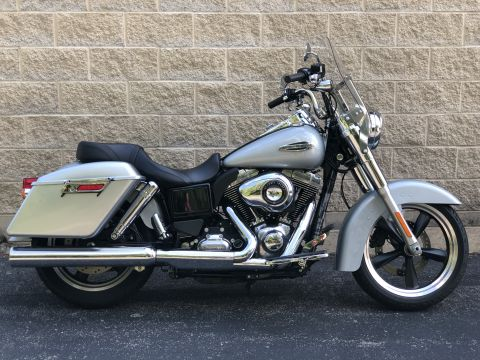 Pre-Owned 2014 Harley-Davidson Switchback