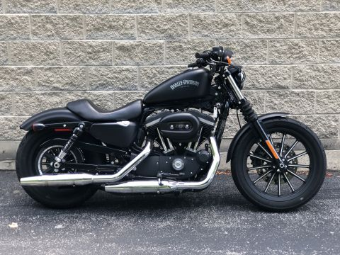 Pre-Owned 2014 Harley-Davidson Iron 883